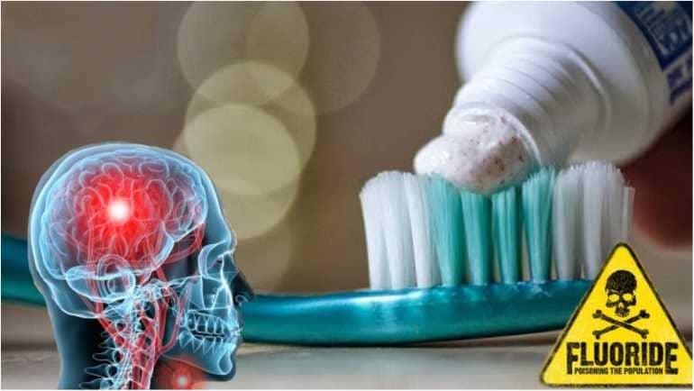 Fluorid zerstört die Schilddrüse und schadet der Zirbeldrüse