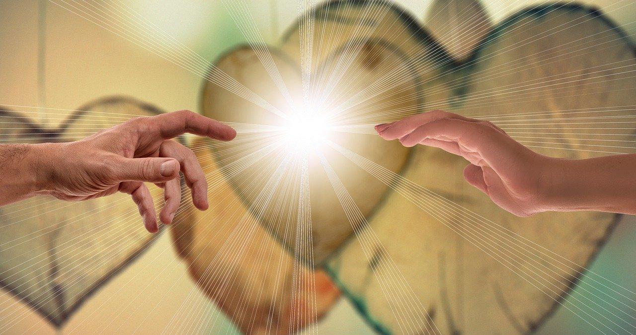 Die menschliche Berührung 4 Gründe, warum es so wichtig ist